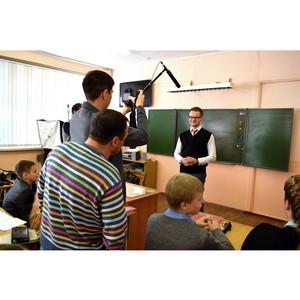 Генеральный продюсер «Радио Сибирь» сыграл роль в популярном детском киножурнале «Ералаш»