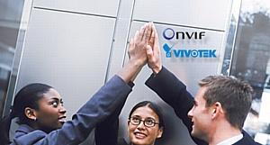 Vivotek официально введен в состав полноправных членов ONVIF