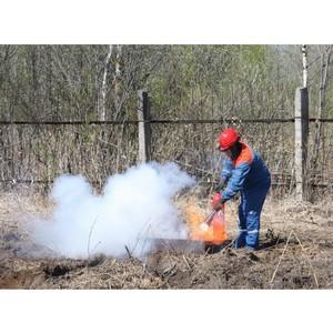 Филиал «Ивэнерго» готов к прохождению пожароопасного периода
