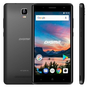 Бюджетная парочка – смартфоны Digma HIT Q401 3G и Q500 3G