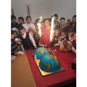 «Тортариум» испек торт в рамках благотворительной акции