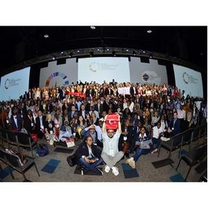 Всемирный предпринимательский Конгресс 16-19 апреля
