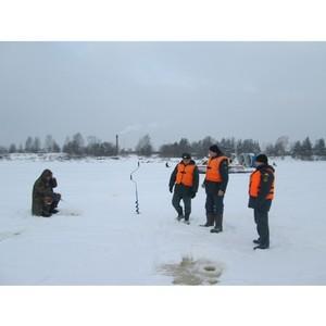 Обеспечить безопасность на водоемах Подмосковья в новогодние праздники помогут «беспилотники»