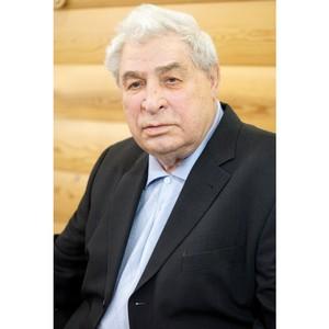 Заслуженному энергетику присвоено звание «Почетный гражданин города Ижевска»