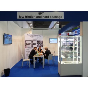 Компания «Новые плазменные технологии» приняла участие в выставке «EMO Milano 2015»