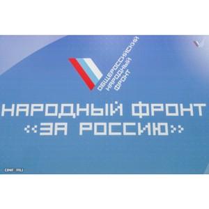 Ветеран из Сысерти получил письмо от Путина благодаря содействию ОНФ