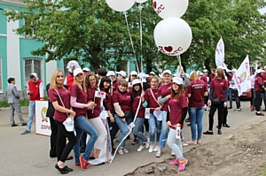 В Дзержинске отпраздновали 87-летие города