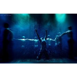 Шоу-спектакль под дождем «Дышу тобой»