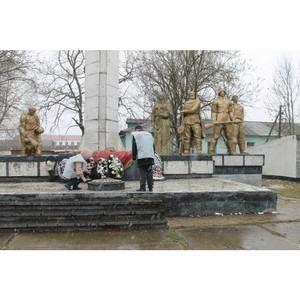 Активисты Народного фронта проверили состояние мемориалов в Зубово-Полянском районе Мордовии