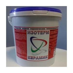 Материал для теплоизоляции - ״изотерм керамик״