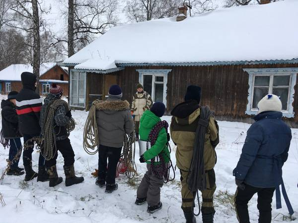 Для ребят из ВПК «Ястреб» при ГУФСИН Кузбасса проведены военно-полевые сборы на базе ДОСААФ