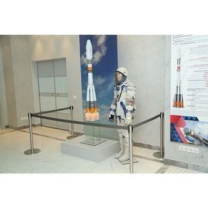 Настоящий космический скафандр появился в музее НПО автоматики