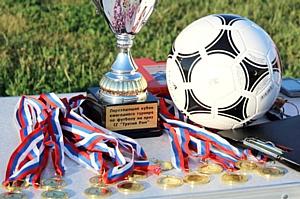 Завершился футбольный турнир на кубок Строительной группы «Третий Рим»