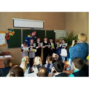 Рязаньэнерго: новые уроки электробезопасности для школьников
