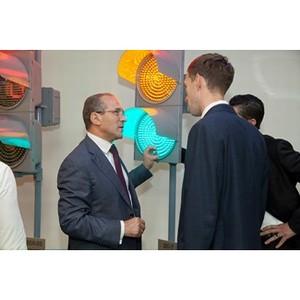 Светотехническое оборудование «Швабе» высоко оценила делегация из Алжира