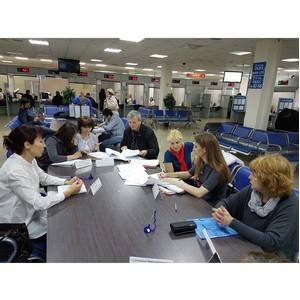 В Челябинске прошли консультации по услугам Росреестра в сфере недвижимости