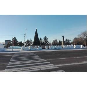Прокуратура подтвердила выводы ОНФ о нарушениях при строительстве снежного городка в Благовещенске