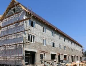 Строительство социального жилья при поддержке БФ «Сафмар» в г.Орске будет завершено к концу года