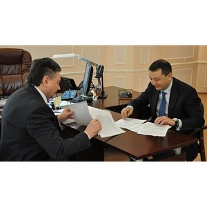 Корпорация развития МО и пять районов Подмосковья подписали соглашения о привлечении инвесторов