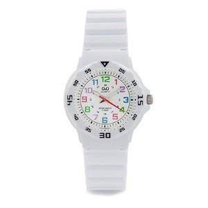 Кварцевые часы Q&Q для детей в интернет-магазине Божья Коровка