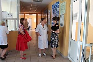 Эксперты Народного фронта оценили работу районных поликлиник в Мордовии