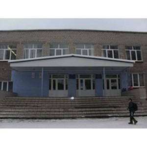 Уфимская школа стала теплее за полторы недели