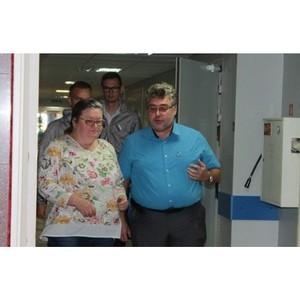 Активисты ОНФ вновь проверили поликлиники и стационар Новокуйбышевска