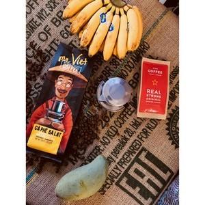 Mr. Viet победил в конкурсе на лучшую упаковку кофе