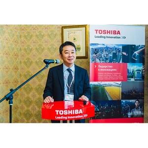 Индустриальные проекты станут основным фокусом российского представительства Toshiba