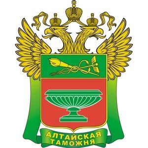 Алтайская таможня напоминает о преимуществах личного кабинета участника ВЭД