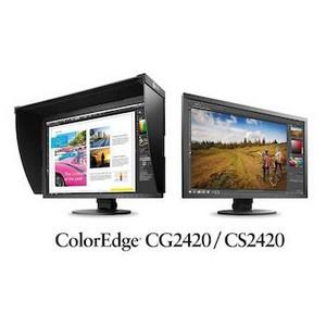 EIZO представляет новое поколение 24,1-дюймовых графических мониторов с плоским корпусом