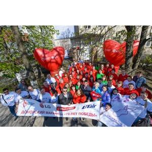 Донорский марафон «70 лет Победы»: 23 апреля в Ростове-на-Дону прошел День донора