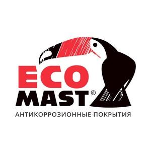 Ecomast на защите различных поверхностей от граффити