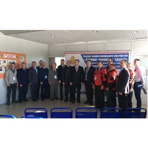 Свердловчане признаны лучшими по итогам конкурса водителей погрузчика в Уральском федеральном округе