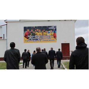 В Кабардино-Балкарии выбрали место для футбольной площадки победителей турнира «Молодежки ОНФ»