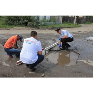 Отмеченные на интерактивной карте ОНФ проблемные дороги Тувы вошли в планы ремонта на 2017–2018 годы