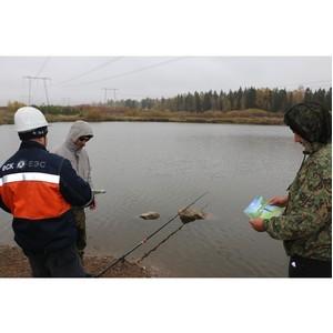 Энергетики проводят специальные рейды по местам рыбалки вблизи ЛЭП