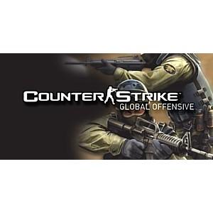 Турнир по новой игре Counter-Strike: Global Offensive