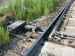 План и продольный профиль железнодорожного подъездного пути