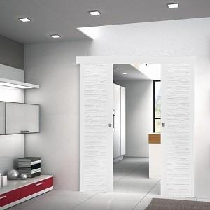 Для небольшой комнаты – раздвижные двери лучший вариант?