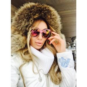 Кабы не было зимы или горнолыжная мода с Анастасией Барашковой