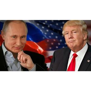 Александр Лапин: «Путин и Трамп: верной дорогой идете, товарищи!»