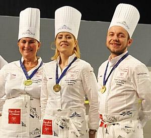 В Женеве завершился европейский этап кубка Coupe du Monde de la Patisserie