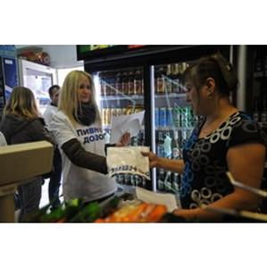 «Пивной Дозор» проверил более тысячи торговых точек Санкт-Петербурга накануне «Алых парусов»