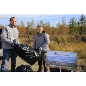 Активисты ОНФ на Ямале очистили от мусора места каслания оленеводов