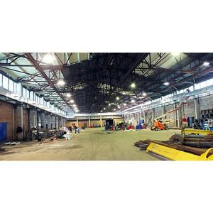 «ТК-Сервис» начал работы на «Трубоизоляционном заводе» в Сергиевом Посаде