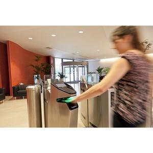 Новое поколение биометрических терминалов Safran с уникальной бесконтактной технологией