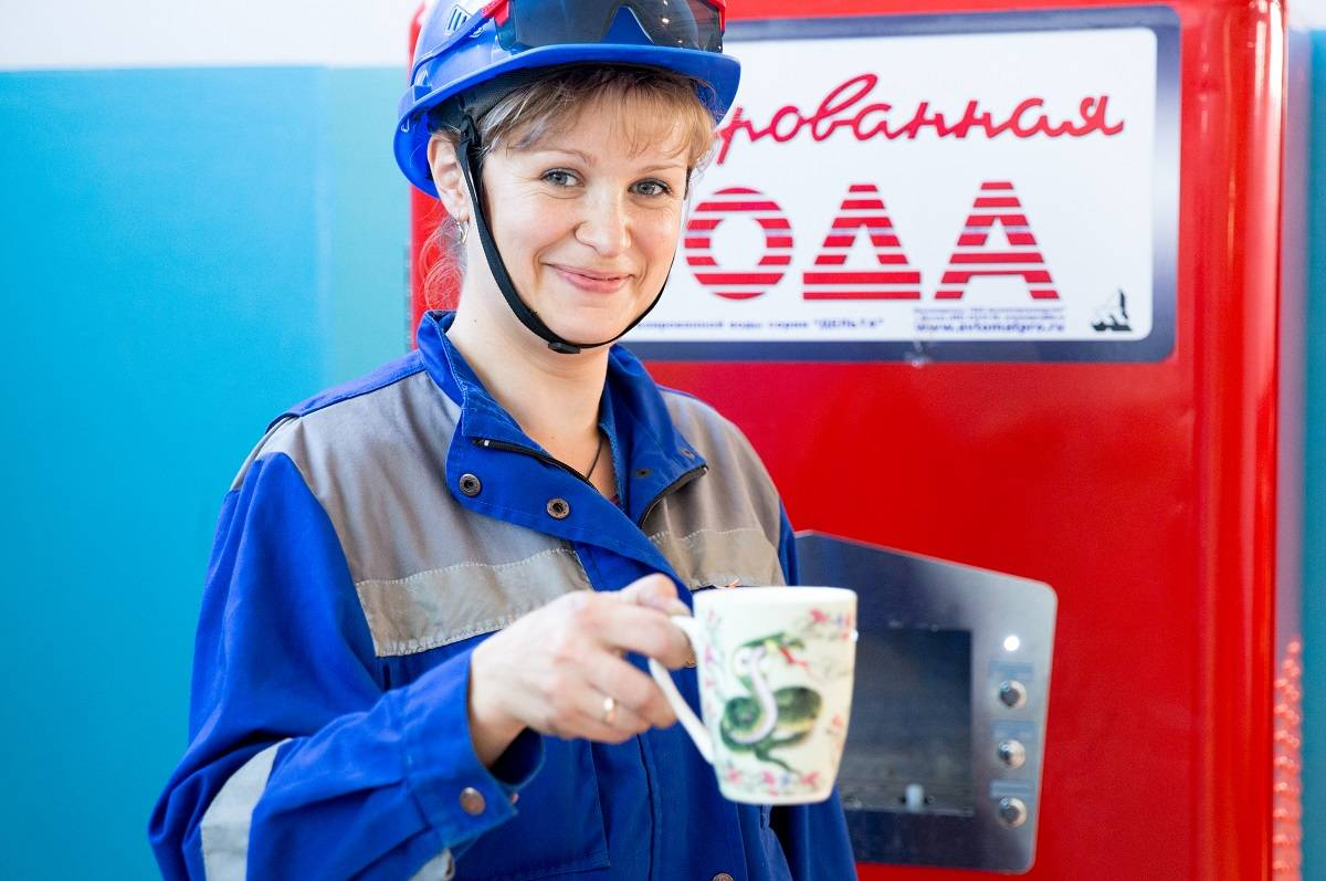 Стойленский ГОК улучшает условия труда работникам