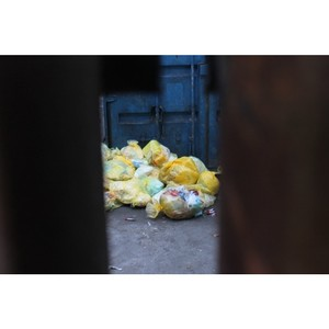 јктивисты ќЌ' вз¤ли на контроль ситуацию со свалкой медицинского мусора в ургане