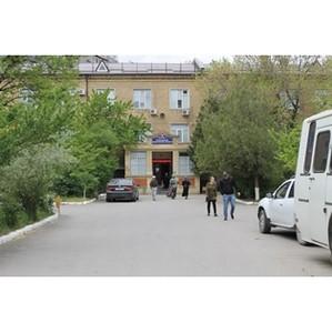 Эксперты ОНФ провели мониторинг оказания медпомощи в дагестанском онкодиспансере